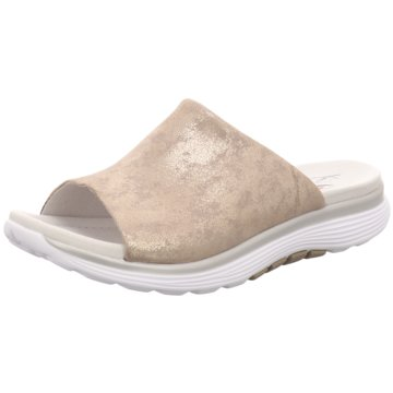 Gabor comfort Komfort Pantolette beige