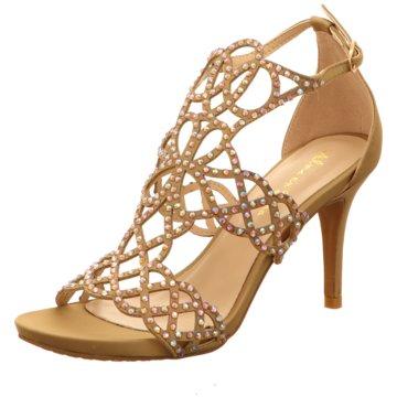 Vizgar Sandalette silber