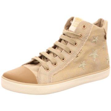 Geox Sneaker High beige