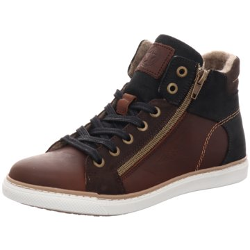 Bullboxer Sneaker High braun