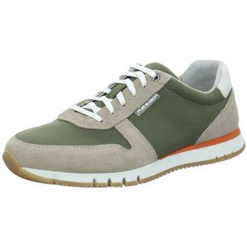 Pius Gabor Sportlicher SchnürschuhSneaker grün