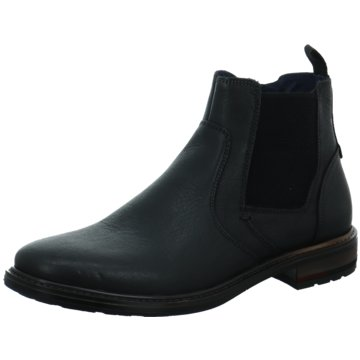 Output by Girza Chelsea Boot schwarz
