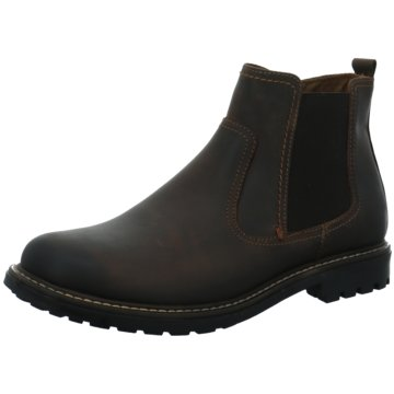 Output by Girza Chelsea Boot braun