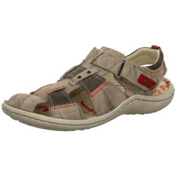 KRISBUT Komfort Schuh grau
