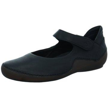 Think Komfort Slipper schwarz