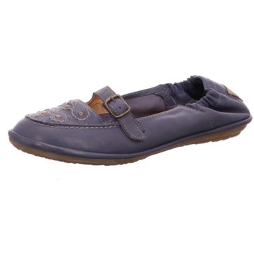 camel active Komfort Slipper blau