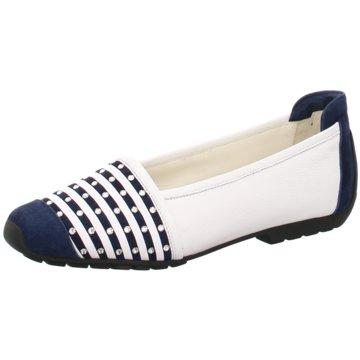 Mania Komfort Slipper blau
