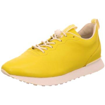 Högl Schnürschuh gelb