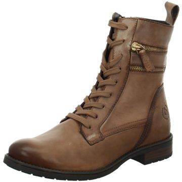 Andrea Conti Sneaker High beige