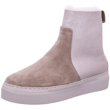 Mahony Plateau Stiefelette beige