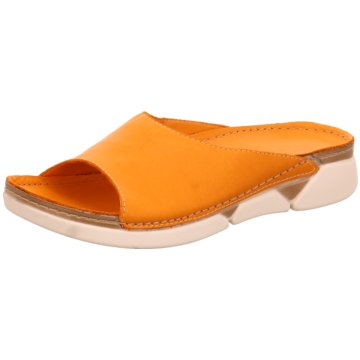 Andrea Conti Komfort Pantolette orange