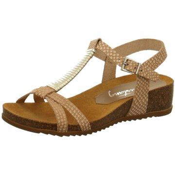 Sandaletten Damen 1 1 28366 22 Tamaris 605356 Rosa 1 1 28366