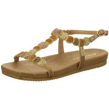 Vizgar Sandale gold
