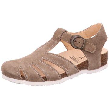 Think Komfort SandaleJulia beige