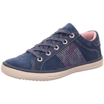 Lurchi by Salamander Sneaker Low blau