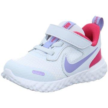 Nike Sneaker LowREVOLUTION 5 - BQ5673-018 weiß