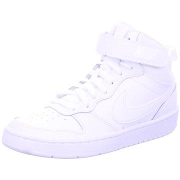 Nike Sneaker HighNike Court Borough Mid 2 - CD7782-100 weiß