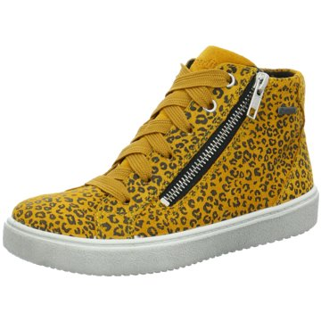 Superfit Sneaker High gelb