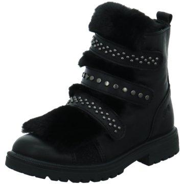 Primigi Halbhoher Stiefel schwarz