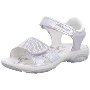 Imac Offene Schuhe silber