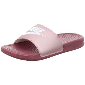 Nike Pool Slides rosa