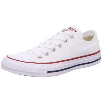 Converse Sneaker LowAll Star OX weiß