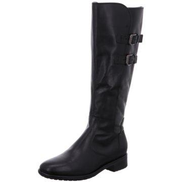 ara Klassischer Stiefel schwarz