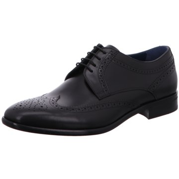 Lorenzi Business Outfit schwarz