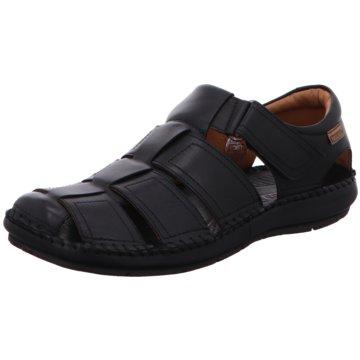 Pikolinos Komfort Schuh schwarz
