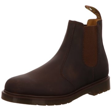 Dr. Martens Airwair Chelsea Boot braun