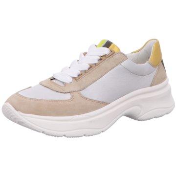 ara Sneaker Low beige