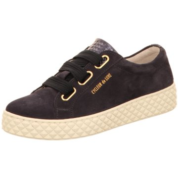 Cycleur de Luxe Sneaker World blau