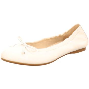 Gabor Faltbarer Ballerina weiß