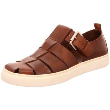 The Sandals Factory Sandale braun