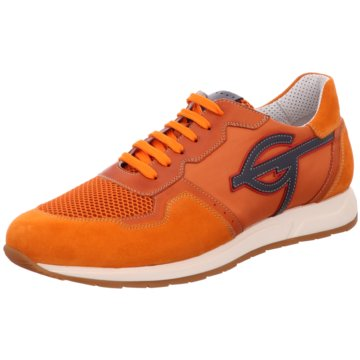 GALIZIO TORRESI Sneaker orange