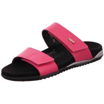 Vital Komfort Pantolette pink
