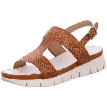 Legazelle Sandalette braun