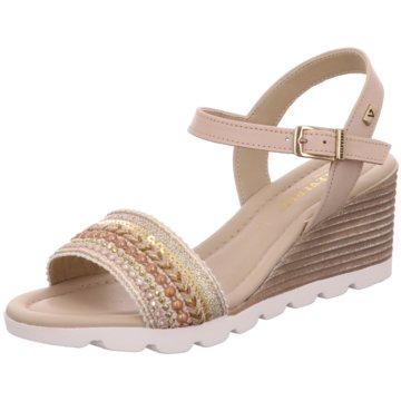 sneakers for cheap 5fe95 162e8 Valleverde Sandalette beige