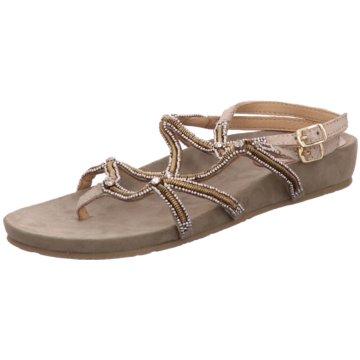 xyxyx Komfort Sandale beige