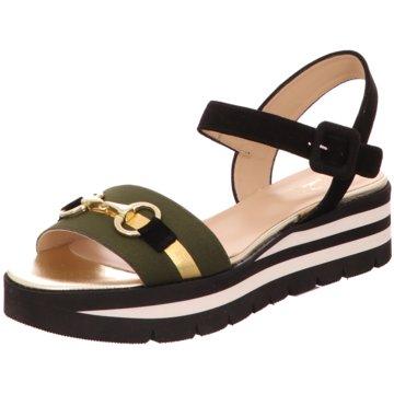 Luca Grossi Top Trends Sandaletten schwarz