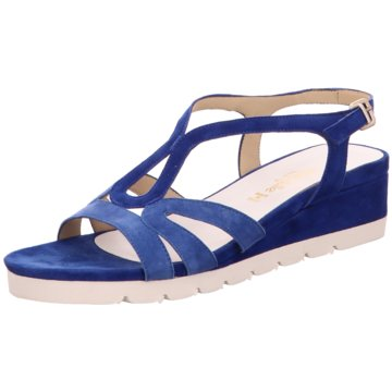 Legazelle Sandalette blau