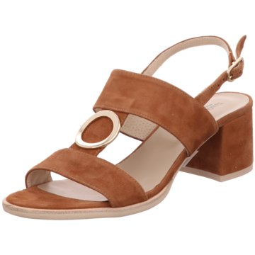 Nero Giardini Top Trends Sandaletten braun