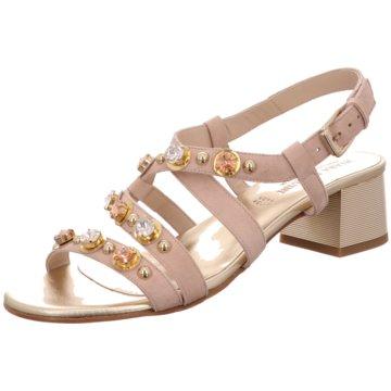 Chiara Pasquini Sandalette beige