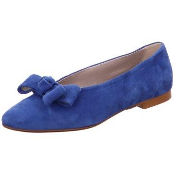 Gianluca Pisati Eleganter Ballerina blau