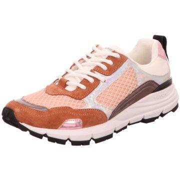 D'acquasparta Top Trends Sneaker braun
