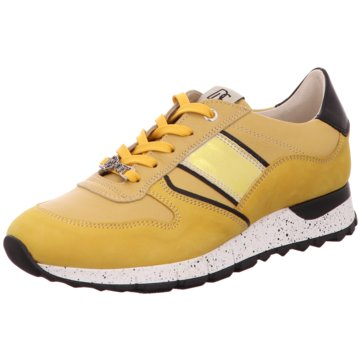 DL-Sport Sneaker gelb