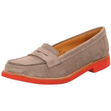 Confort Shoes Slipper grau