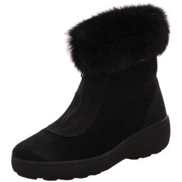 Vista Komfort Stiefelette schwarz