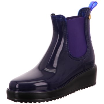 Lemon Jelly Chelsea Boot blau
