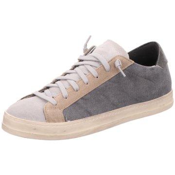 P448 Sneaker grau